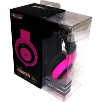 ORIGINAL - Headset Gaming Razer Kraken Mobile Neon - Purple