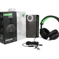 ORIGINAL - Headset Gaming Razer Kraken Pro 2015 - Analog Gaming