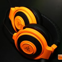 ORIGINAL - Headset Gaming Razer Kraken Neon Series ( Orange )