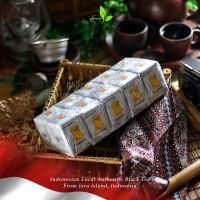 Teh Indonesia - Dandang PUTIH 35gr Tubruk Indonesian Jasmine Tea 1 bal
