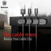 MAGNETIC CABLE CLIP DATA AND CHARGING CABLE ORGANIZER BASEUS ACWDJ