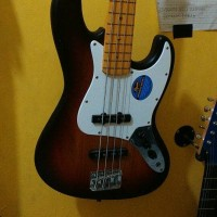 bass elektrik fender new jreng