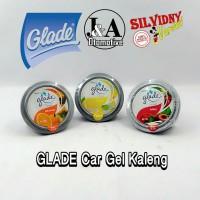 Parfume Glade Car Gel Kaleng