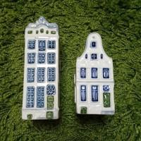 Miniature rumah Holland Amsterdam Single