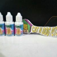 Obat Flu Kucing FLU CAT FLUCAT Anti Flu Dan Pilek 30ml Cair