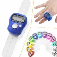 Tasbih Digital/Tasbih Digital Jari/Alat Hitung Digital/Tally counter