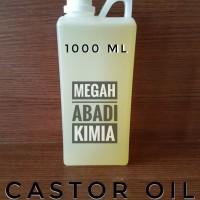 Minyak Jarak / Castor Oil / Penumbuh Rambut 1 L