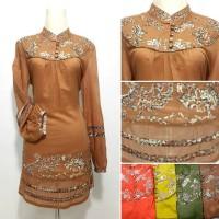 Baju Muslim / Baju Muslimah / Gamis / Gamis Terbaru / Gamis Brokat
