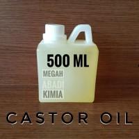 Minyak Jarak / Castor Oil / Penumbuh Rambut / 500 ML /