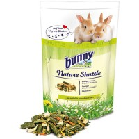 Bunny Nature Shuttle Rabbit Food 600gr Makanan Kelinci - EXP 2021-10-24