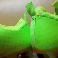 Sepatu Bola / Soccer Puma evoPOWER Vigor 1 Green Gecko - FG