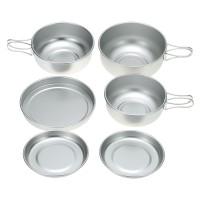 Alat Masak Outdoor / Cooking Set / Nesting / Panci Set 1-2 P #1