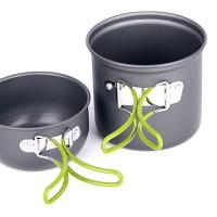 Alat Masak Outdoor / Cooking Set / Nesting / Panci Set 1-2 P DS101