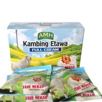 AMH Original Susu Kambing Etawa Full Cream Dengan Jahe Merah