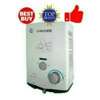 water heater wasser gas WH 506 A/GARANSI RESMI/PEMANAS AIR GAS WASER
