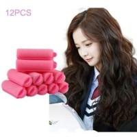 roll rambut pengikal rambut hair curler (isi12)