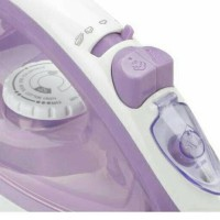 Baru Philips Steam Iron Gc 1418 / Setrika Uap Gc1418 400 Watt Promo