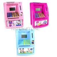 Mainan Edukasi Anak ATM Mini Bank Celengan Paw Patrol - Celengan Anak