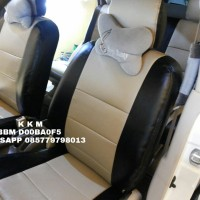 Sarung Jok Mobil Honda City Freelander Kombinasi Bintik