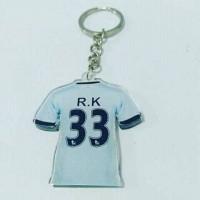 gantungan kunci bola, gantungan kunci jersey, gantungan kunci costum