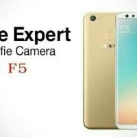 NEW HP OPPO F5 youth 3/32 GB - GARANSI RESMI-Black ,Gold