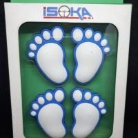 Door Guard Isoka Baby Foot / Door Guard Isoka Kaki Baby / Foot Baby