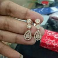 Anting Labu Berlian Medan