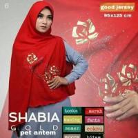 Ekslusif Hijab Jilbab Instant / Khimar Bergo / Pet Antem Shabia