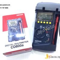 Sanwa Digital Multimeter CD-800a ( SANWA ORIGINAL )/Multitester Sanwa