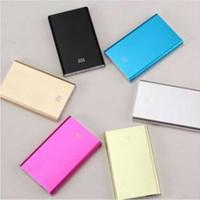 Powerbank Xiaomi 99000Mah ,128000mAh Slim Stainless