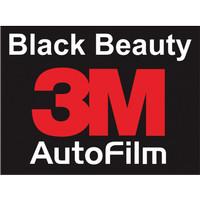 Kaca film 3M Black Beauty full Avanza