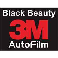 Kaca Film 3M Black Beauty Full Innova