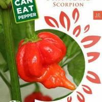 1 pack benih cabe trinidad scorpion 10 seed