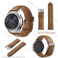 samsung gear s3 frontier classic luxury leather strap tali jam