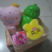 Diskon Abis /Paket special squishy/Mainan anak kekinian