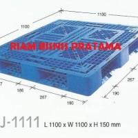 PALLET PLASTIK RABBIT - NPJ 1111