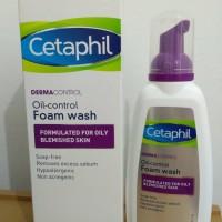 Special Price Cetaphil Dermacontrol Oil Control Foam Wash 236ml Terba