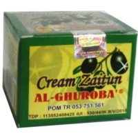 cream Zaitun Alghuroba - pencerah wajah