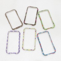 Bumper Flower For Iphone 4 4S