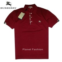 Kaos Polo shirt BURBERRY BRIT original import (MAROON)