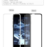 Iphone 6/6S/7/8 Plus Baseus Tempered Glass PET 0.23mm Narrow Side