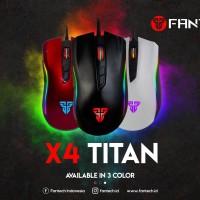 Fantech X4 Titan - Macro Gaming Mouse RGB