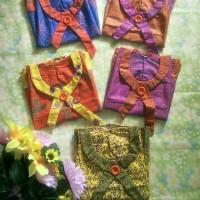 Dress / Dres / Terusan / Baju Motif Batik Anak Bayi Perempuan