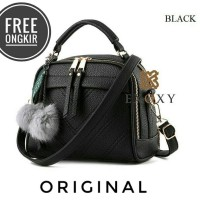 HAND BAG EXOXY ORIGINAL. PRODUK IMPORT. FREE ONGKIR. REAL PICTURE
