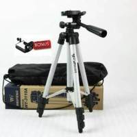 Tripod Weifeng 1Meter Free Holder Universal For Smartphone