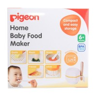 Pigeon Home Baby Food Maker Processor Peralatan MPASI BPA Free