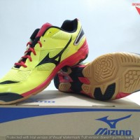 SEPATU BADMINTON VOLLY RUNNING - MIZUNO WAVE TWISTER 4 #V1GA157007