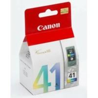 Tinta Canon CL41 Color / Warna Ink Cartridge Original Colour CL 41