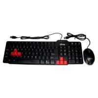 MURAH KEYBOARD + MOUSE USB VOTRE