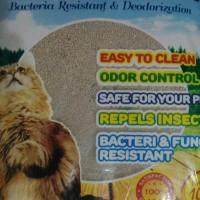 Pasir Bentonite Lokal Cat Litter 10 liter
